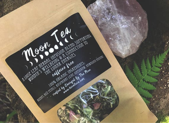Moon Tea, Wombyn's Supportive Herbal Blend