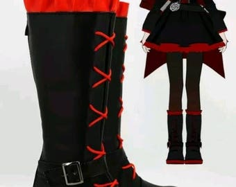 Ruby rose vol 4 cosplay outfit, costume