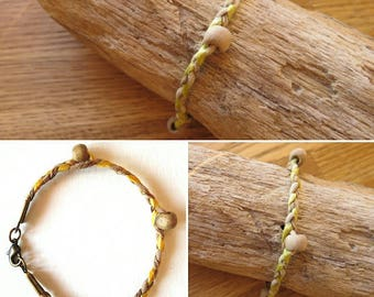 16400 braided bracelet