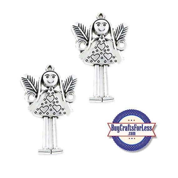 FAIRY GIRL Charms, 3, 6, 12 pcs +FREE SHiPPiNG & Discounts*