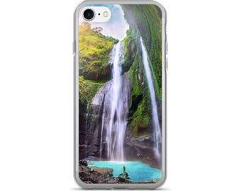 Waterfall iPhone Case, Phone Case Waterfall, Waterfall Phone Case, Protective iPhone Case, iPhone 7 Case, iPhone 6 Case, iPhone 5, Waterfall