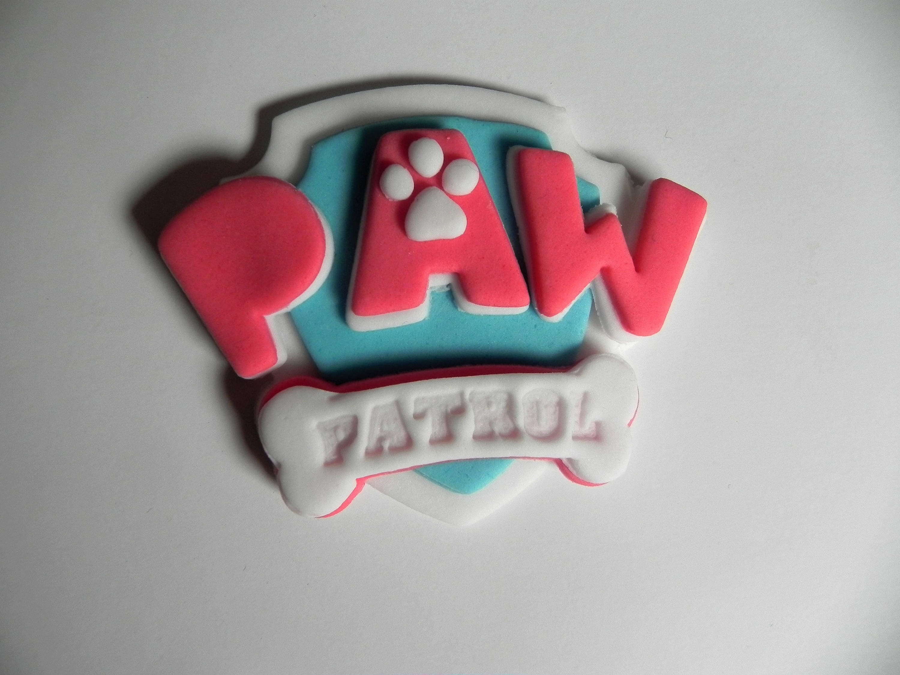 Paw Patrol Cake Toppers Canada Paw Patrol Cupcake Toppers