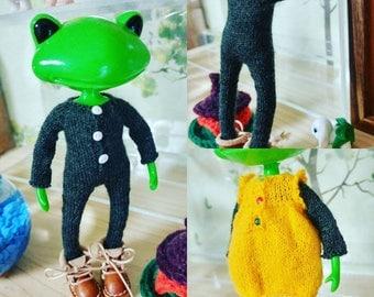 Wander frog - Jump suit