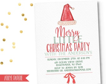 Christmas Party Invitation,Christmas Party Invites,Holiday Party Invites,Christmas Party Printable,Modern Christmas Party Invitation,Holiday