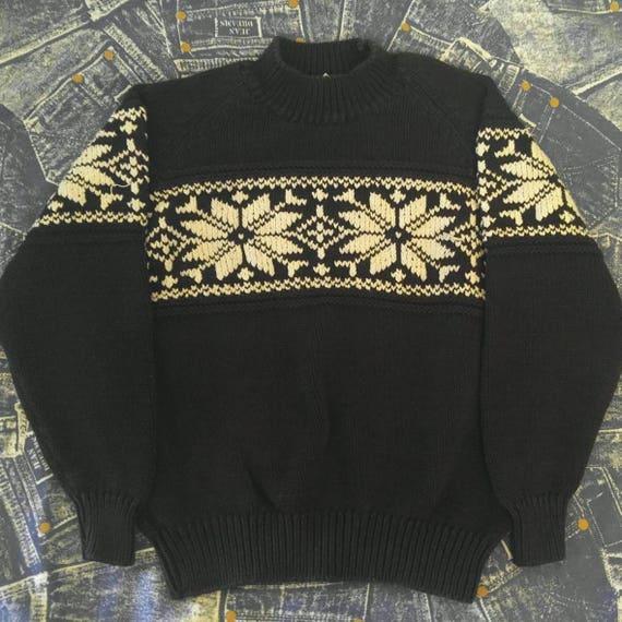 Calvin Klein Fair Isle Christmas Sweater