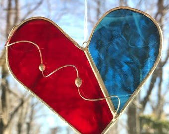 Love and Light Sun Catcher