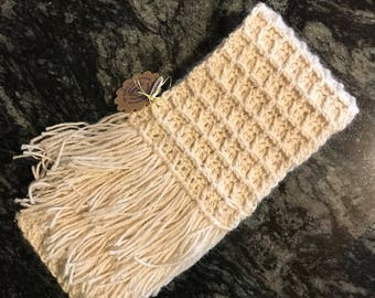 Handmade Child's Alpaca Scarf