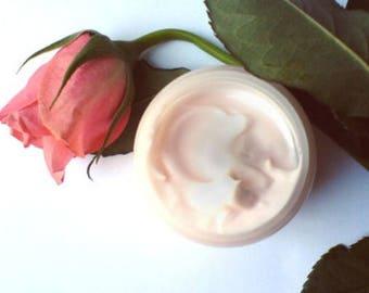 organic rose Anti aging facecream