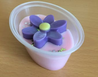 Scented wax - Jelly Glazed Donut - tart cup