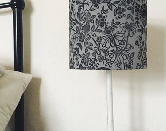 20cm / 30cm / 40cm Mouse in th Hedgerow Hand Printed Lightshade