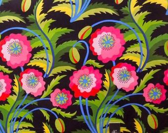 FREE SPIRIT EARLY BIRDS PATCHWORK fabric