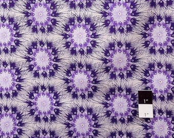 First Lord - POM by Rowan Fabrics purple patchwork fabric