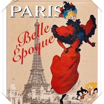 FrenchVintagePapers - Vintage French Ephemera Postcards and Illustrations