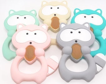 Les Rattons silicone teething toy