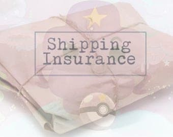 Badge & Sticker Shipping Insurance IMPORTANT Please Read BEFORE Buying!