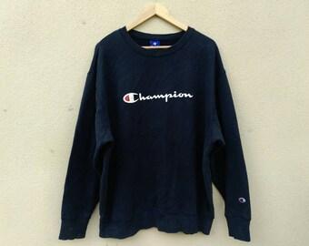 Vintage Champion sweatshirt BIG SIZE-4L