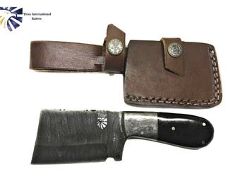Damascus Tactical Clever /Handmade by Titan TD-210