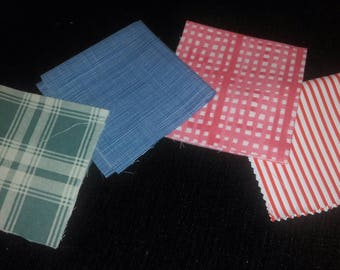 "8x8"" Fabric Squares colour choices available."