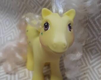 My Little Pony G1 Flutter pony rosedust