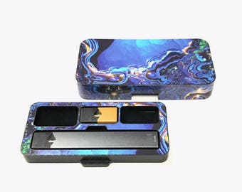 JUUL Vape travel case Geode 6 S591 design
