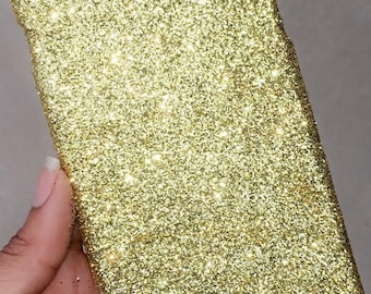 Glitter iPhone Case (12 color options)