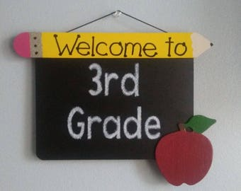Welcome to 3rd Grade