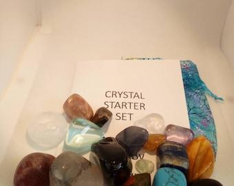 Crystal starter set