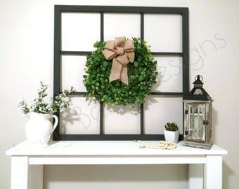 old window frame etsy - Wooden Window Frame