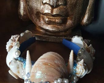 Little Mermaid Sea Princess Crown