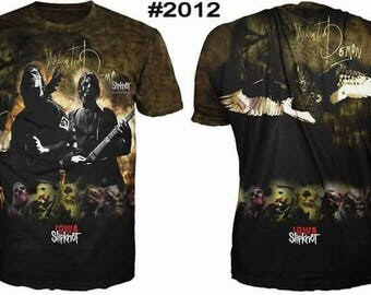 New ultramodern 3D  High Quality  Print Fans  short Sleeve t-shirt Slipknot