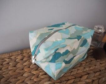 Handmade Makeup/Toiletry Bag