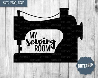 Sewing Room Svg Etsy