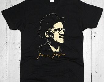 James Joyce Men T-shirt