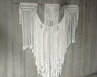 Large Macrame Wall Hanging/Wall Art - Delilah
