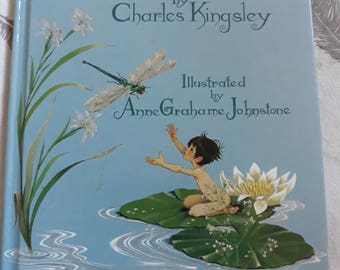 The Water Babies by Charles Kingsley illus by Anne Grahame Johnstone