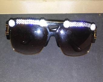 Swarovski bling sunglasses