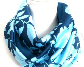 Version snood scarf double vintage spirit