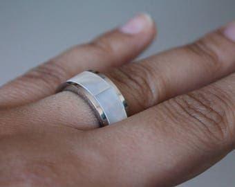 hypoallergenic rings etsy