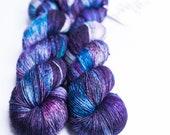 MELANCHOLIA - Silky Single, merino, silk 100 gr