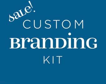 60% OFF! Full Custom Branding Package