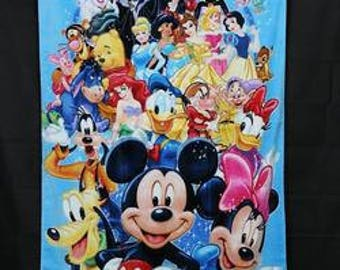 Disney Dream Florida Beach Towel - Disney Beach Towels - Shower Towel - Pool Towel - Mickey Mouse  - Officially Licensed Products