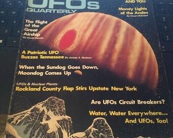 True Flying Saucers & UFOs Quarterly no 5 Spring 1977