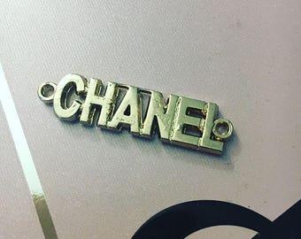 Chanel Metal Tag 1 Inch