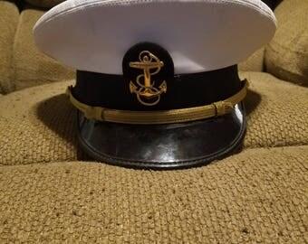 Vintage Naval academy hat