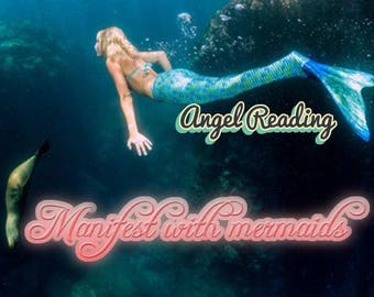 Manifest your dreams with the mermaids!!