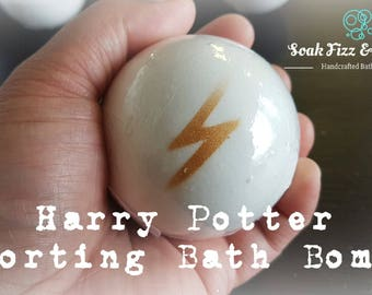 Harry Potter Bath Bomb