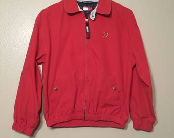 Tommy Hilfiger Red Jacket Youth
