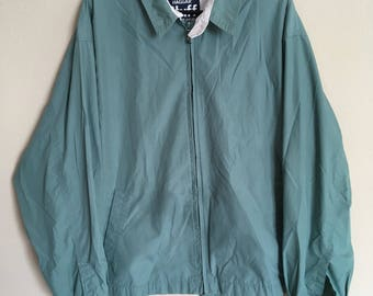 Pastel Green Golf Jacket