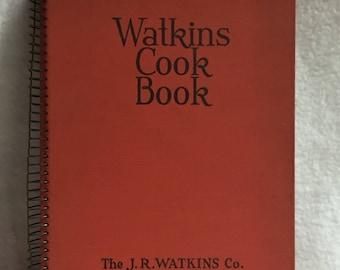 J.R. Watkins - 1936 Cookbook (#014)