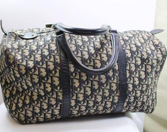 Christian Dior Weekend Bag
